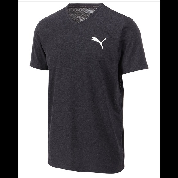 4bafc20e704d Men s Puma dryCELL V-neck T-Shirt